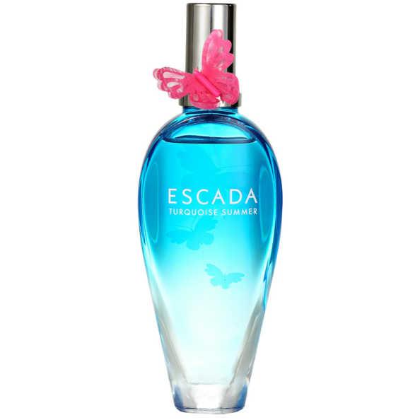 Turquoise Summer Escada Eau de Toilette - Perfume Feminino 100ml