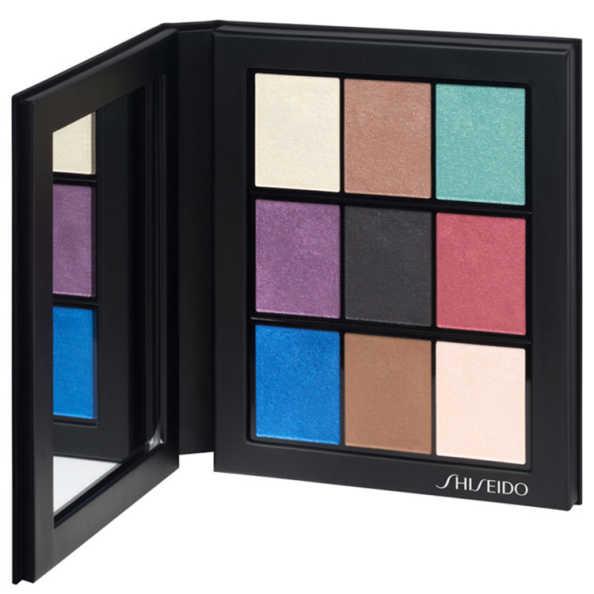 Shiseido Eye Color Bar - Paleta de Sombras 9g