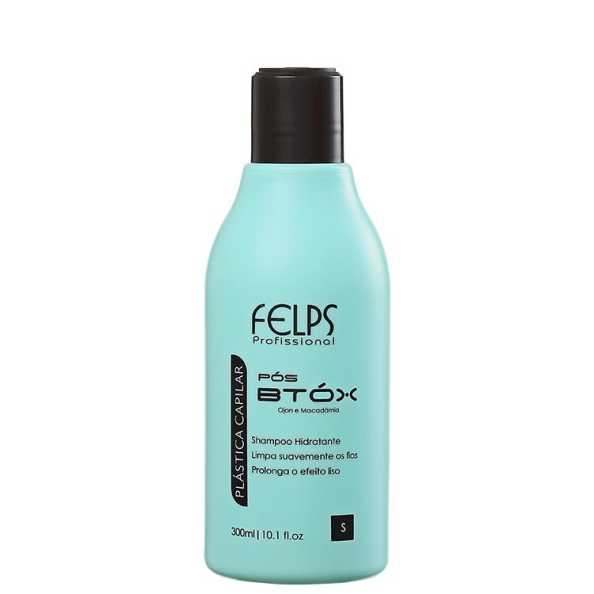 Felps Profissional Plástica Capilar Pós Btóx - Shampoo 300ml