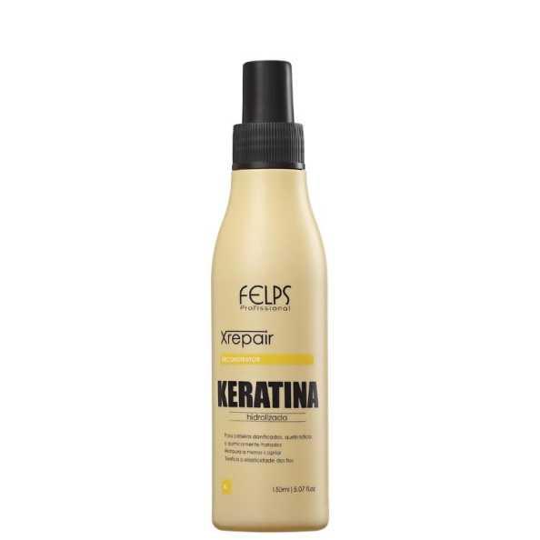 Felps Profissional XRepair Reconstrutor Keratina Hidrolizada - Tratamento 150ml