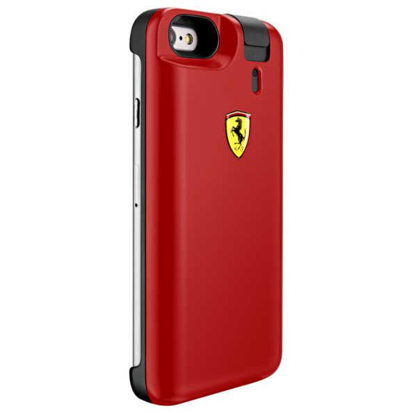 Conjunto Scuderia Ferrari Red Masculino - Capa Para iPhone Eau de Toilette 25ml + Refil Eau de Toilette 25ml