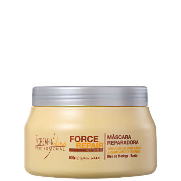 Forever Liss Professional Force Repair - Máscara 500g