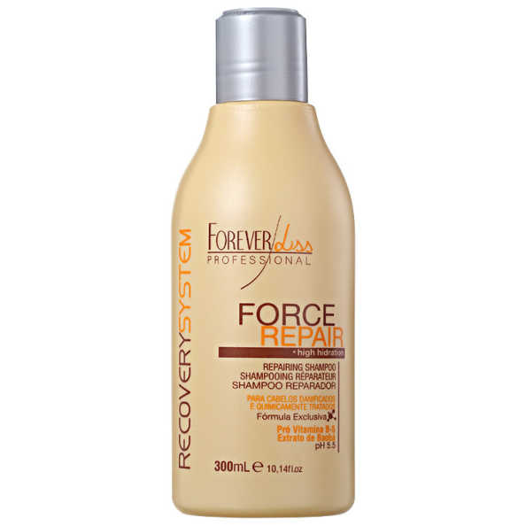 Forever Liss Professional Force Repair - Shampoo 300ml