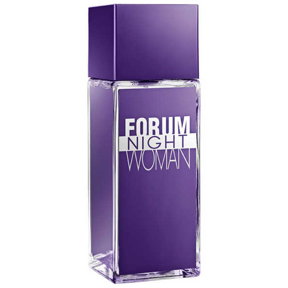 Forum Night Woman Eau de Cologne - Perfume Feminino 100ml