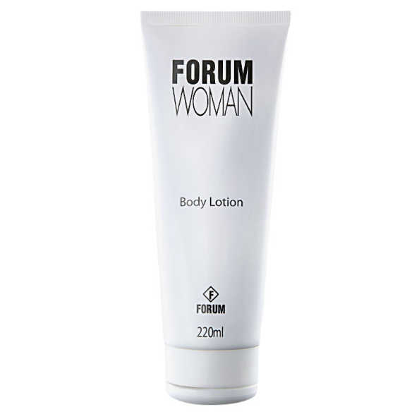 Forum Woman Body Lotion - Loção Hidratante Corporal 220ml