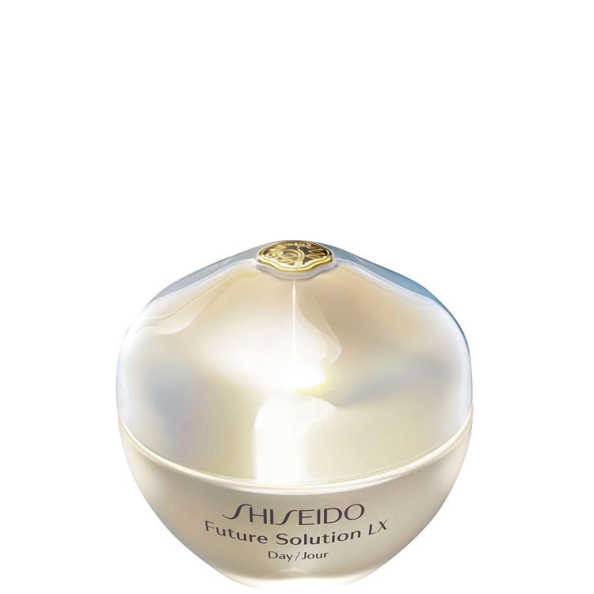 Shiseido Future Solution LX Total Protective Cream Spf 18 - Creme Anti-Idade 50ml