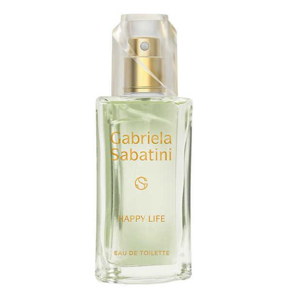 Happy Life Gabriela Sabatini Eau de Toilette - Perfume Feminino 30ml
