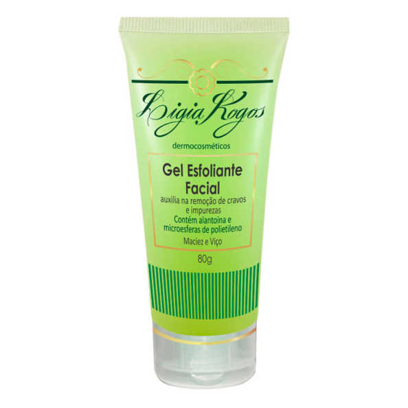 Ligia Kogos Gel Facial - Esfoliante 80g