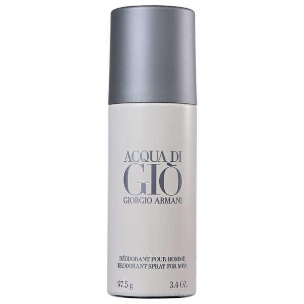 Giorgio Armani Acqua Di Giò Alcohol-Free - Desodorante Spray 97,5g