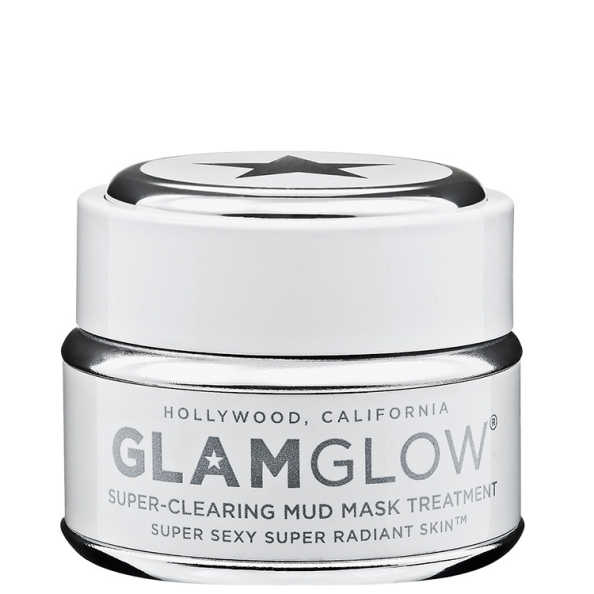 GlamGlow Supermud Clearing Treatment - Máscara Facial 34g