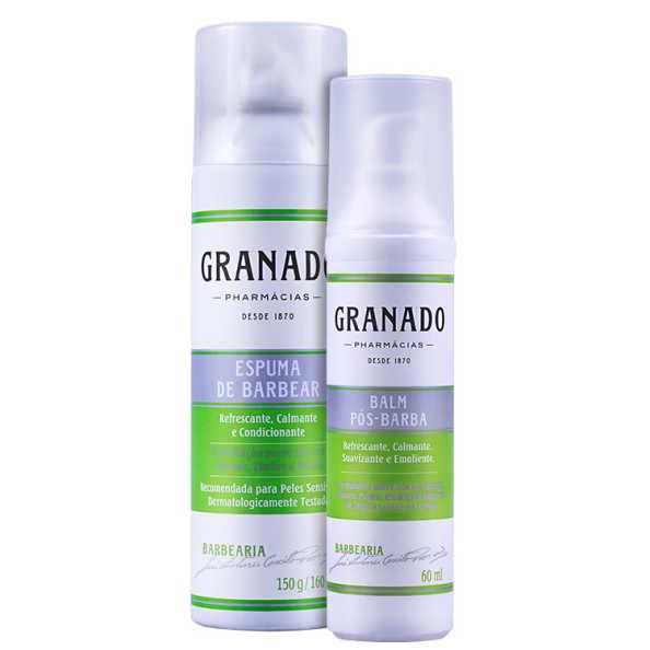 Kit Barba Granado Barbearia Duo (2 produtos)