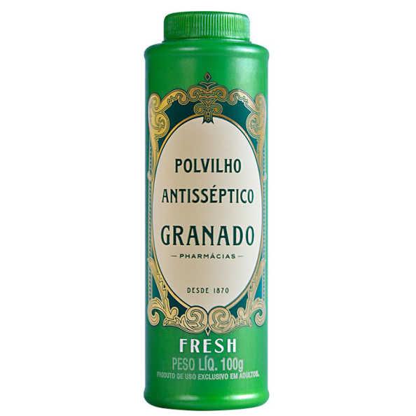 Granado Antisséptica Fresh Polvilho Antisséptico - Talco 100g
