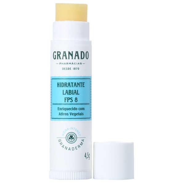 Granado Granaderma Hidra-Intenso Hidratante Labial FPS8 - Bálsamo Labial 4,5g
