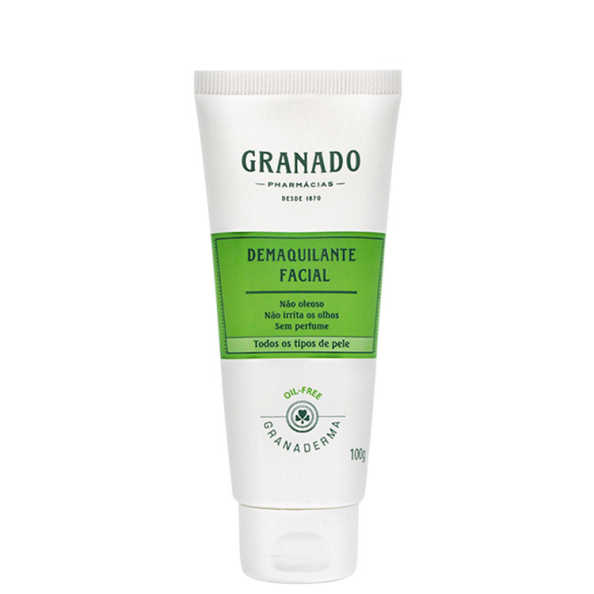 Granado Granaderma Oil-Free - Creme Demaquilante 100g