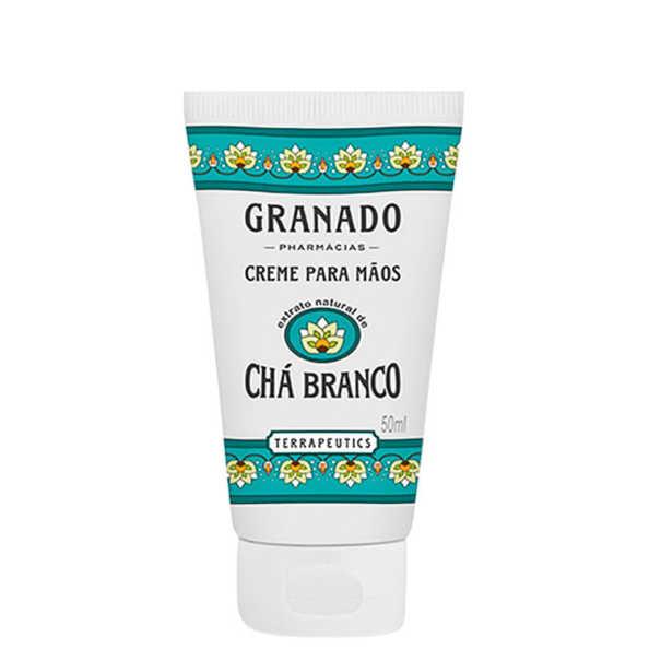 Granado Terrapeutics Chá Branco - Creme para Mãos 50ml
