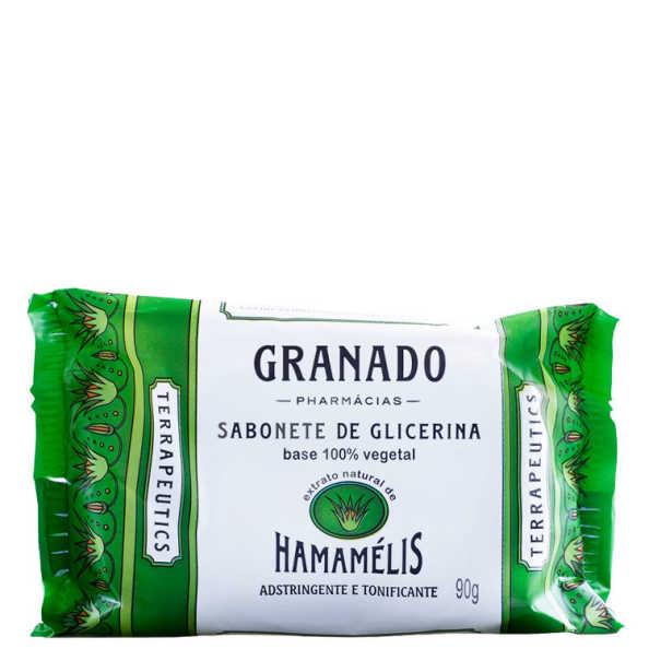Granado Terrapeutics Hamamélis de Glicerina - Sabonete em Barra 90g