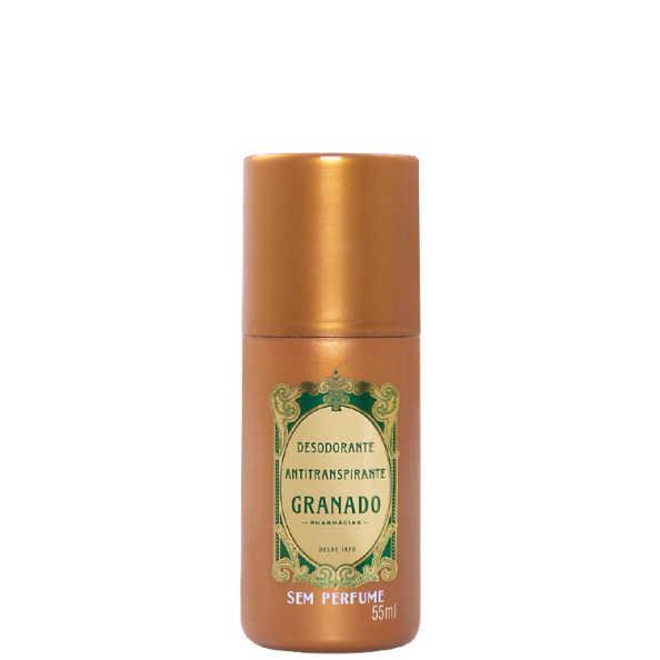 Granado Antisséptica Tradicional Antitranspirante - Desodorante 55ml