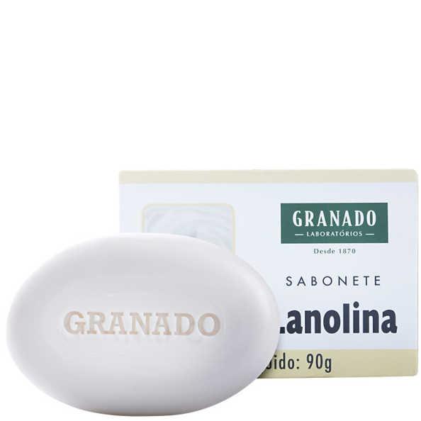 Granado Tratamento Lanolina - Sabonete em Barra 90g