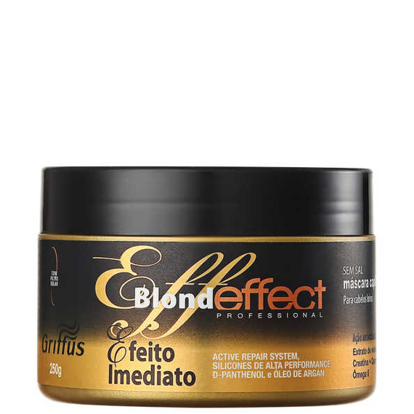 Griffus Blond Effect - Máscara 250g