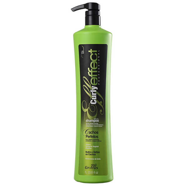 Griffus Curly Effect - Shampoo 1000ml