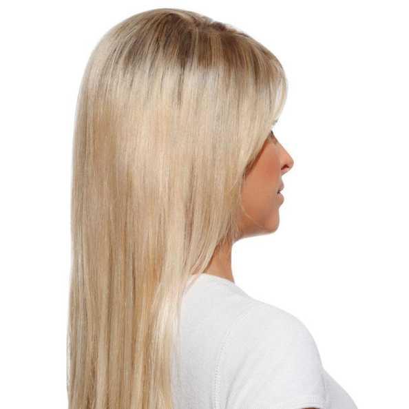 Hairdo Liso em Camadas - Louro Sueco 48 Cm