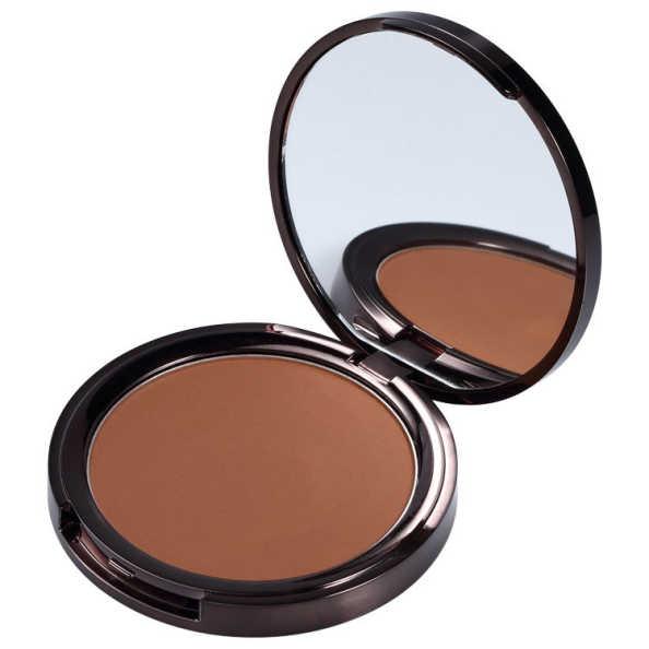 Hot MakeUp Bronzer Matte MB15 - Bronzer em Pó 10,5g