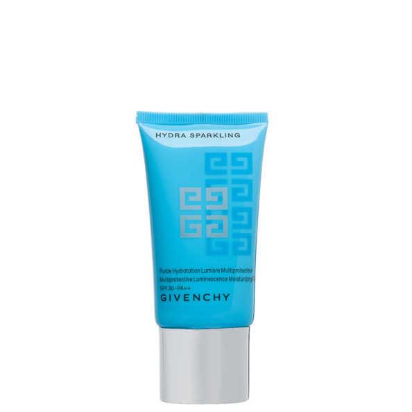 Givenchy Hydra Sparkling Multiprotective Luminescence Moisturizing Fluid Spf30 Pa++ - Hidratante Facial 50ml