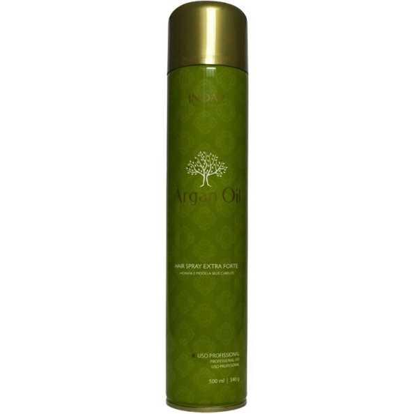 Inoar Argan Oil Hair Spray Extra Forte - 500ml