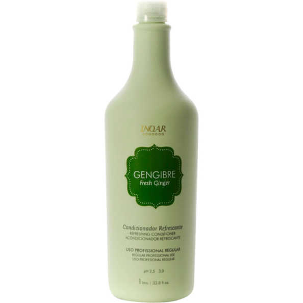 Inoar Gengibre Fresh Ginger - Condicionador Refrescante 1000ml