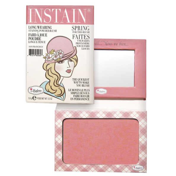 the Balm Instain Argyle Petal Pink - Blush Luminoso 5,5g