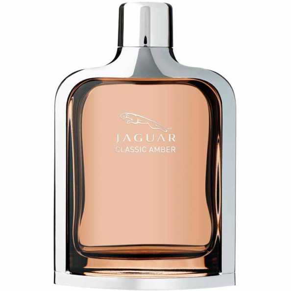 Jaguar Classic Amber Eau de Toilette - Perfume Masculino 100ml