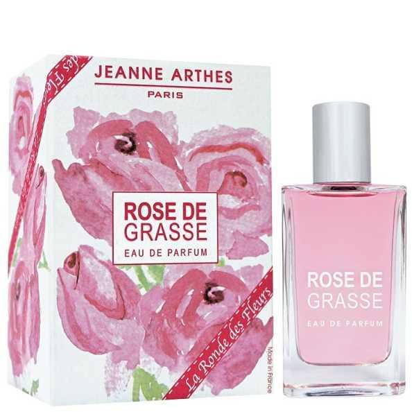 La Ronde Des Fleurs Rose de Grasse Jeanne Arthes Eau de Parfum - Perfume Feminino 30ml