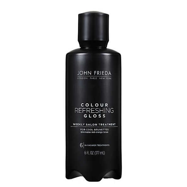 John Frieda Colour Refreshing Gloss For Cool Brunettes - Realçador da Cor 177ml