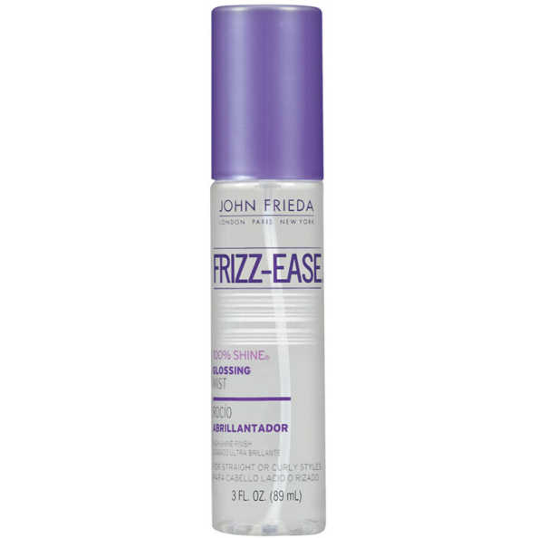 John Frieda Frizz-Ease 100% Shine Glossing Mist - Spray Finalizador 88ml