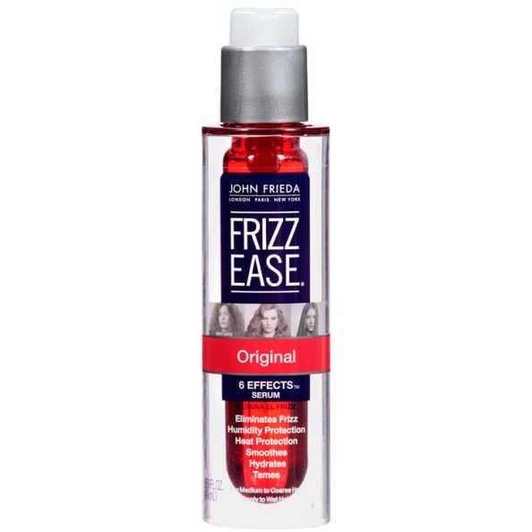 John Frieda Frizz-Ease Hair Serum Original Formula for Dry/Frizz-Prone Hair - Sérum 49ml