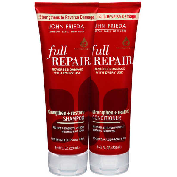 John Frieda Full Repair Strengthen+Restore Duo Kit (2 Produtos)