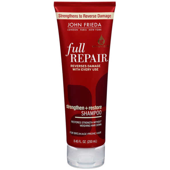 John Frieda Full Repair Strengthen+Restore - Shampoo 250ml
