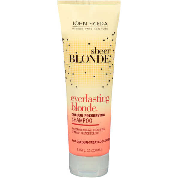 John Frieda Sheer Blonde Everlasting Blonde Colour Preserving - Shampoo 250ml