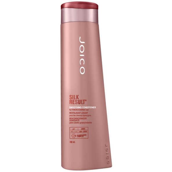 Joico Silk Result Smoothing Conditioner Thick/Coarse Hair - Condicionador 300ml