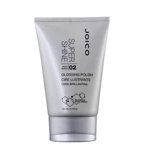 Joico Super Shine Hold Glossing Polish - Cera Modeladora 100ml