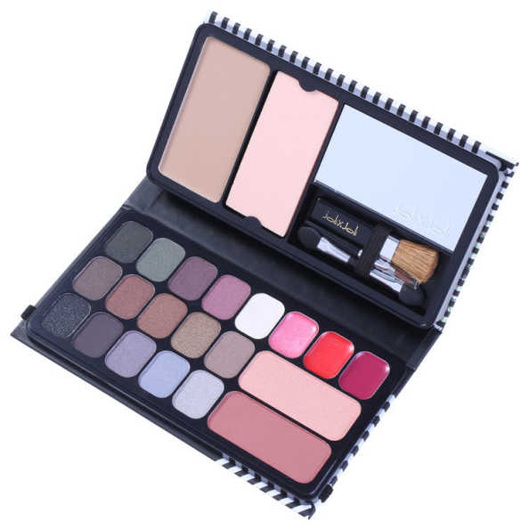 Joli Joli Rendez-Vous Palette Fleur Jaune - Paleta de Maquiagem