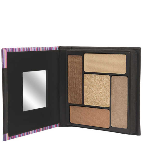 Joli Joli Set Eyeshadow Smoky Brown - Paleta de Sombras 4,5g