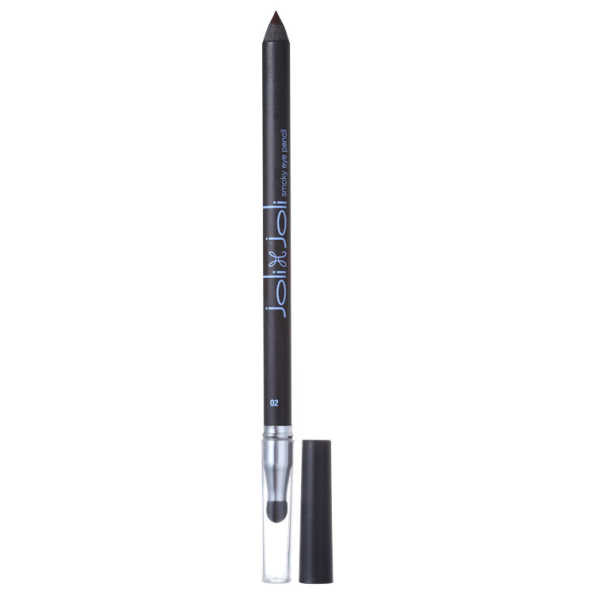 Joli Joli Smoky Eye Pencil 002 Brown - Lápis de Olho
