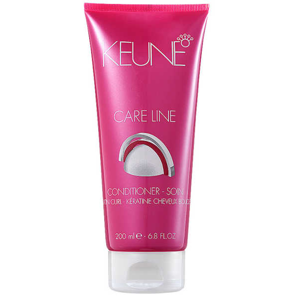 Keune Care Line Keratin Curl Conditioner - Condicionador 200ml