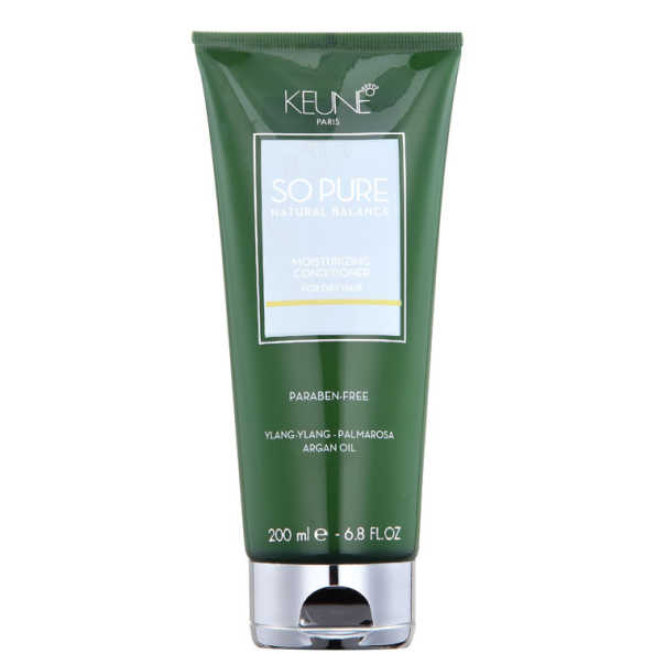 Keune So Pure Moisturizing Conditioner - Condicionador 200ml