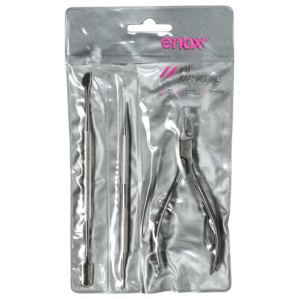 Kit Manicure Enox