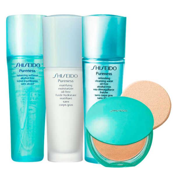 Shiseido Kit Pele Linda