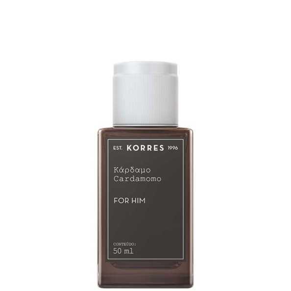 Cardamomo Korres Eau de Cologne - Perfume Masculino 50ml