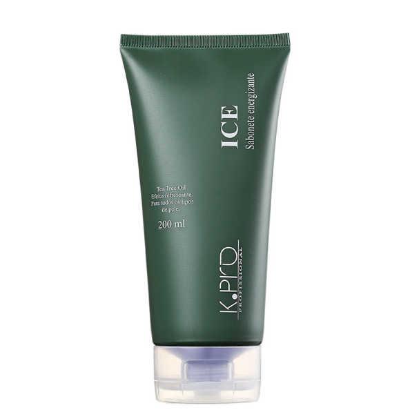 K.Pro Ice - Sabonete Energizante 200ml