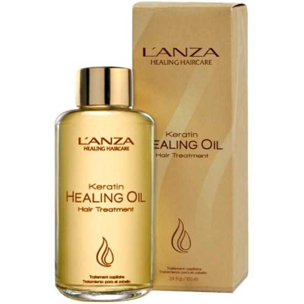 L'Anza Keratin Healing Oil Hair Treatment - Óleo de Tratamento 100ml